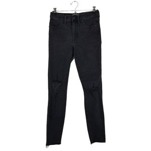 """Madewell 9"""" high rise skinny jeans size 27"""